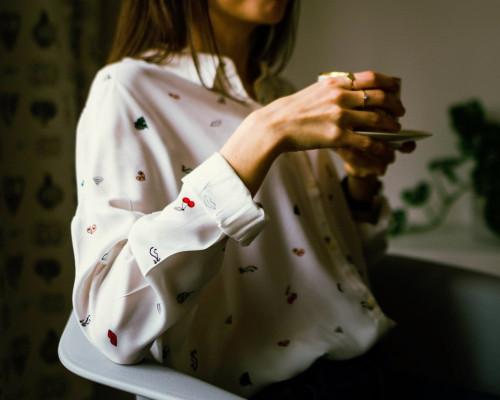 Najmodniejsze bluzki wizytowe