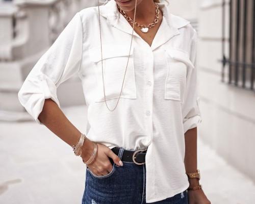 Jesienne koszule – noś je w biznesowych lookach i w casualu