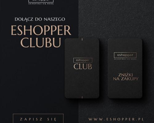 Startuje Eshopper Club – mega rabaty dla fanek udanych zakupów