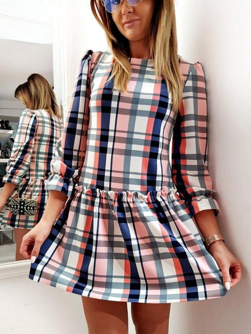Sukienka BELISSIMA Elegance PUDER