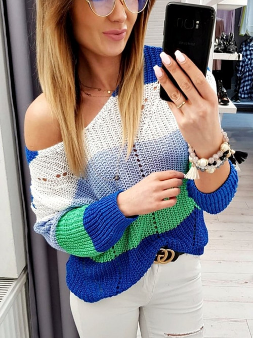 Sweter BELLUCIA SPRING chaber