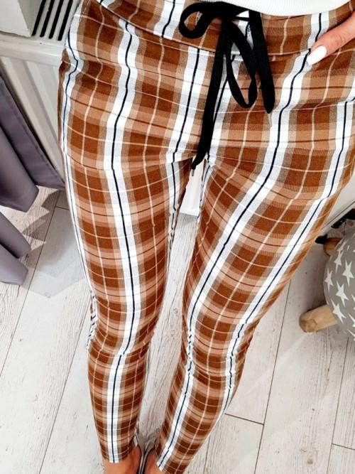 Spodnie MONACO lifestyle and elegance CAMEL