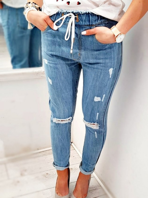 Spodnie VIVA Lifestyle DENIM