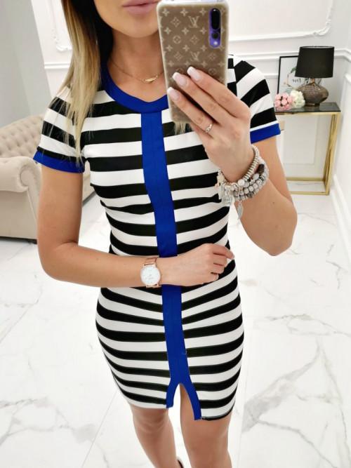 Sukienka MARISS MARINE blue