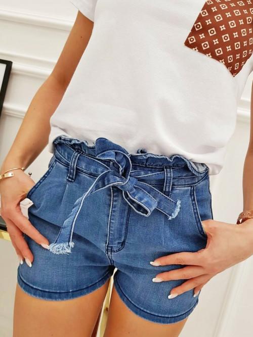 Spodenki GIUSEPPE BEAUTY jeans
