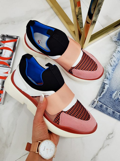 Buty CARLO SNEAKERS LIFESTYLE collor