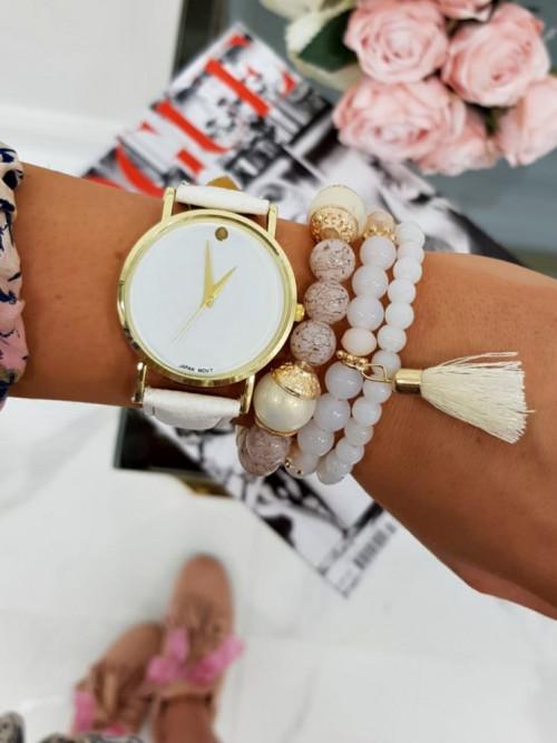 Zegarek WHITE MINIMALIZM Elegance CLASSIC