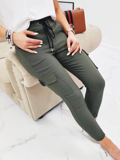 Spodnie VIOLO Lifestyle PUMPY KHAKI