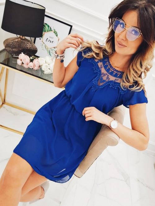 Sukienka MOTYLEK elegance CHABROWA