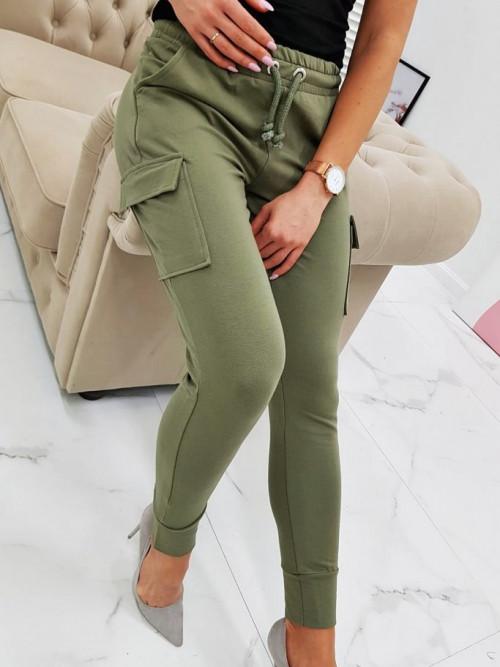 Spodnie PUMPY ARMY NOBLESS khaki