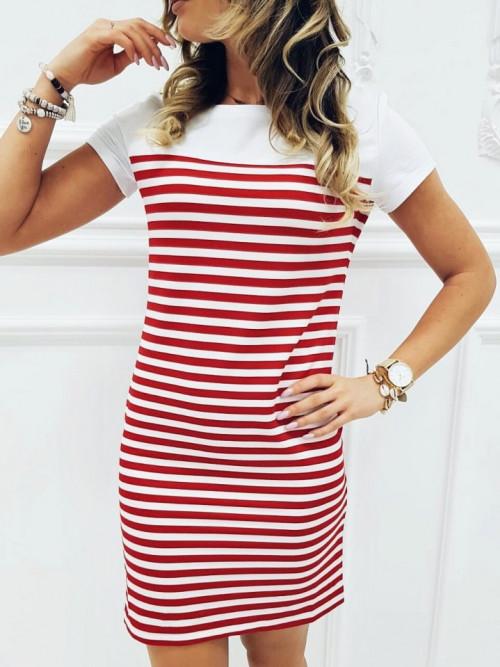Sukienka GIULLIO Marine RED