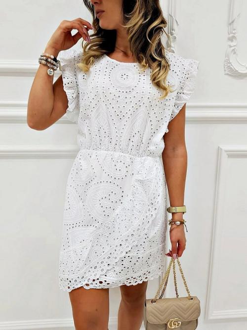 Sukienka INFINITY BOHO asymetryczna