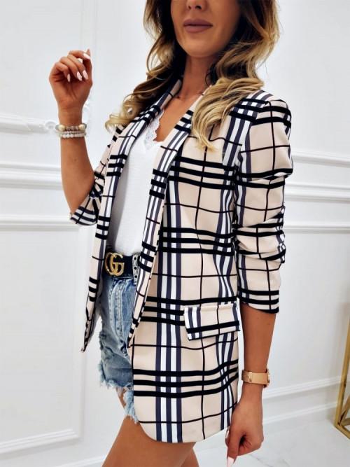 Marynarka MARCONI Elegance and Lifestyle BEIGE