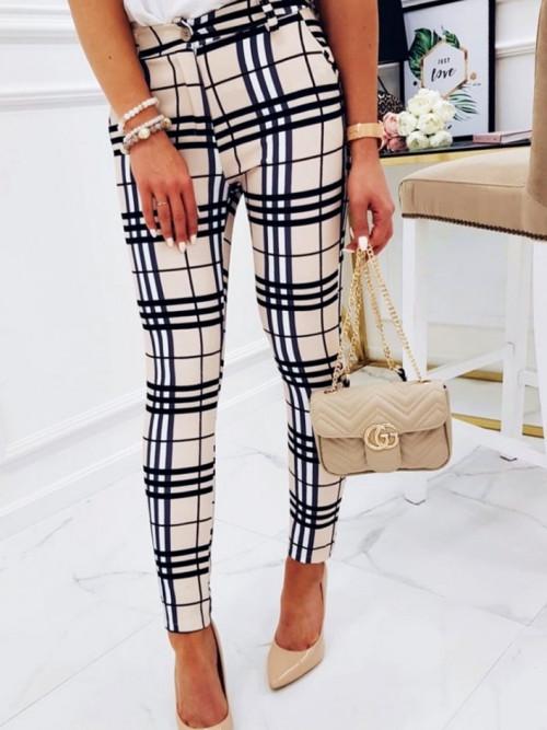 Spodnie MARCONI Elegance and Lifestyle BEIGE