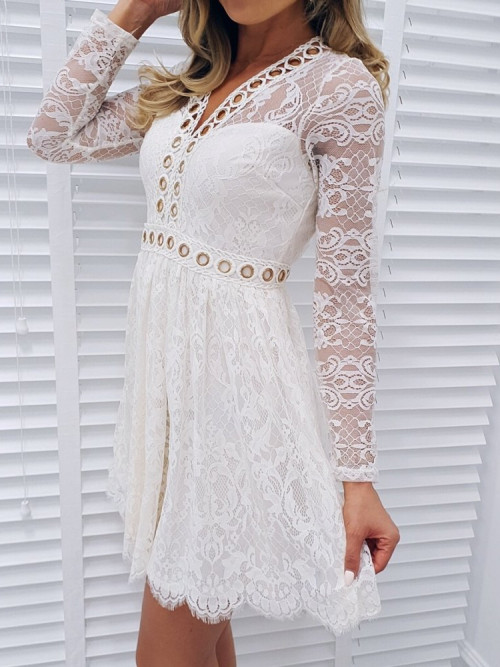 Sukienka DEZONIA PREMIUM koronka