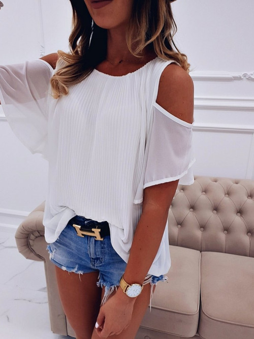 Bluzka DE MONTI Elegance DESIGN