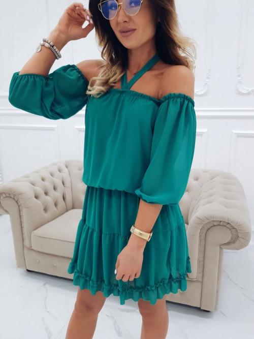 Sukienka GREEN VASILLA summer