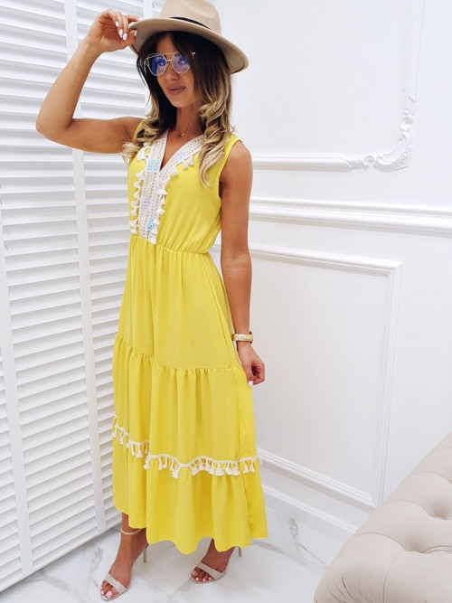 Sukienka BOHO COLLOR SUMMER