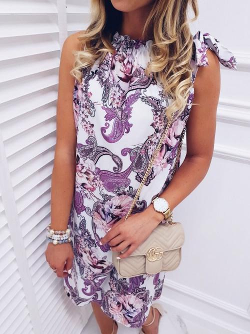Sukienka VERONA AZTECK elegance