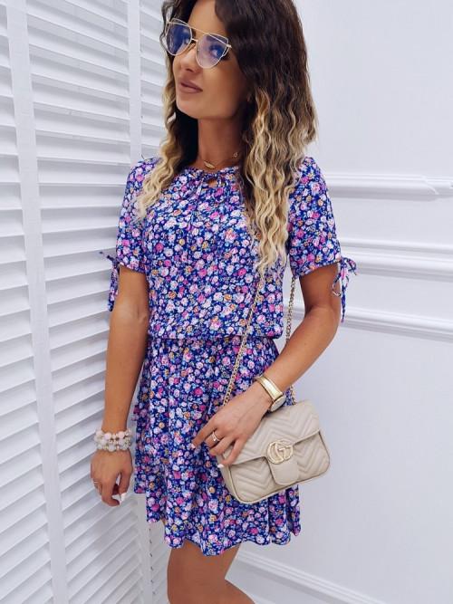 Sukienka OLDSCHOOL FLOWERS