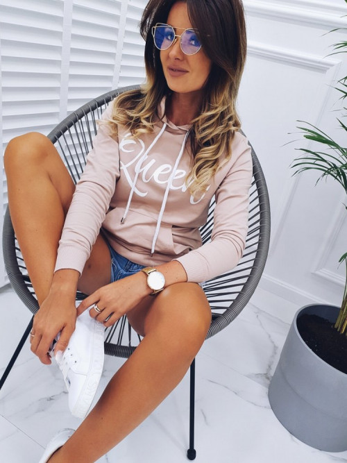 Bluza QUEEN MOCCA hoodie