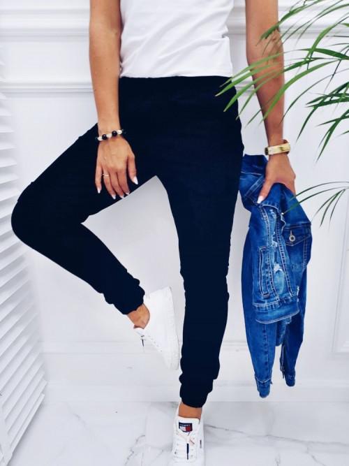 Spodnie TACITTO PUMPY BOJOWKI Black