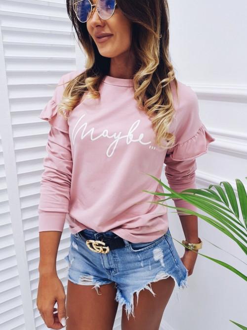 Bluza MAYBE MOTYLEK lifestyle