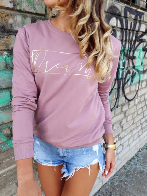 Bluza DREAMS violet