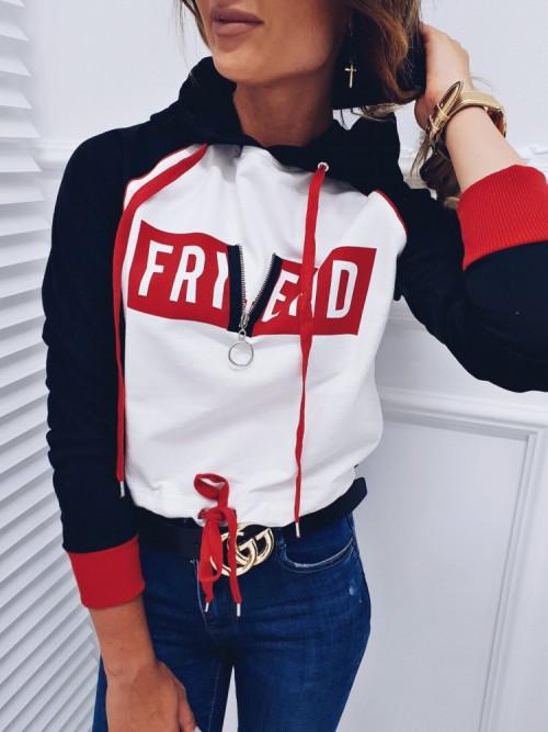 Bluza LIFESTYLE FRIEND hoodie