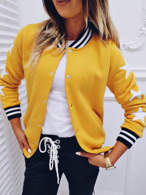Bomberka BOYFRIEND OUTFIT yellow