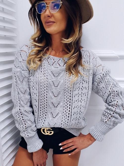 Sweter LOVELO AŻUR pretty