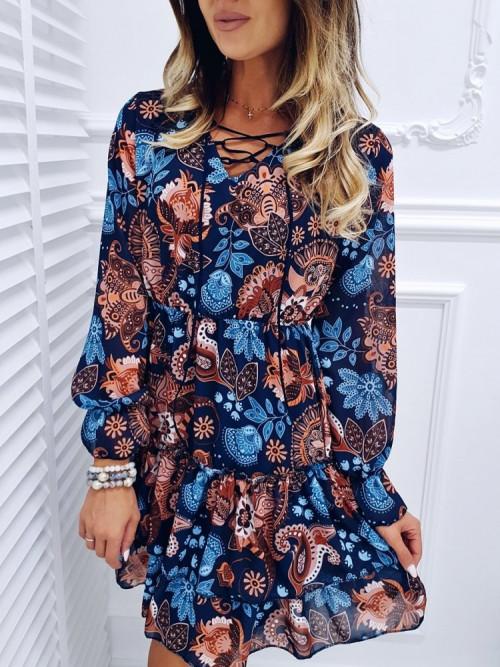 Sukienka FRANCESSCA wzory