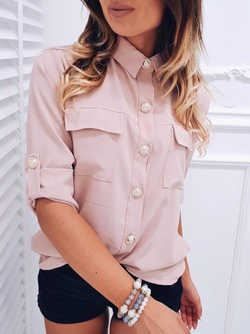 Koszula BIANCA Elegance PUDER
