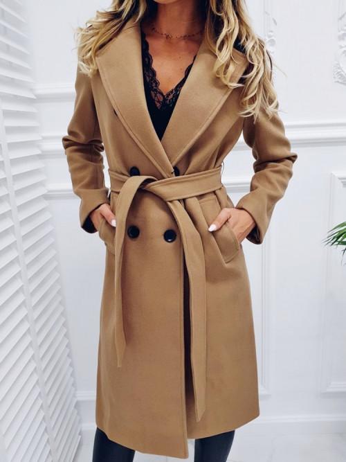 Płaszcz FRATELLO Camel