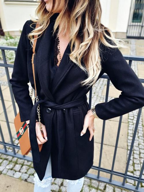 Płaszcz CARASCO Elegance wiązny