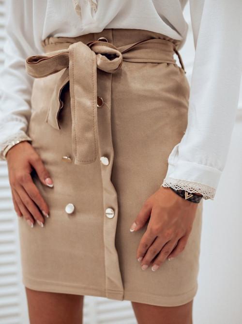 Spódnica VERONA ELEGANCE beige
