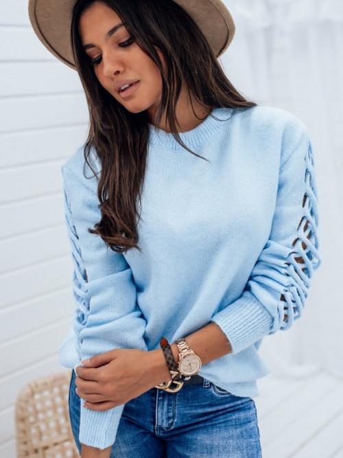 Sweter BONESSCO baby blue