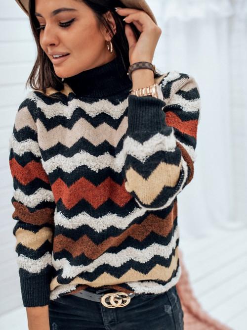 Sweter ZIG MILANO black