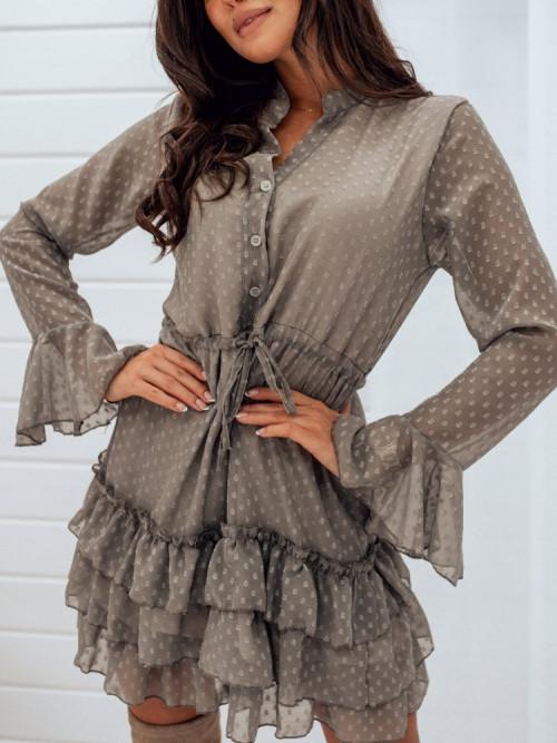 Sukienka LILAC Prestigio beige