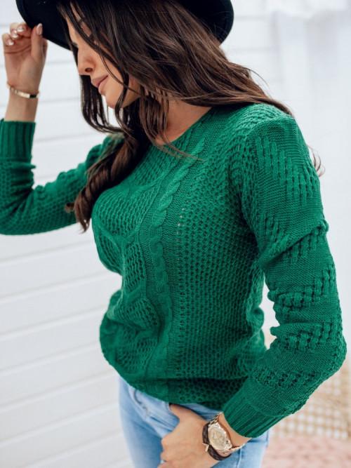 Sweter PIAZALLE Green