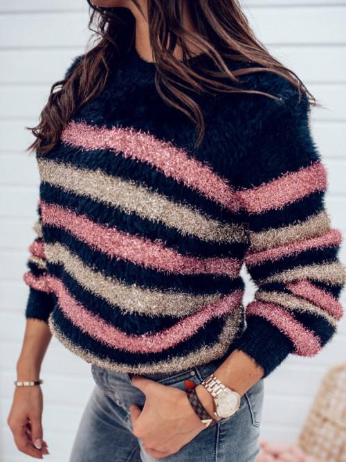 Sweter JASMINNO pretty BLACK