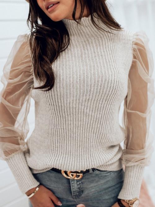 Sweterek COSENZZA Pretty BEIGE