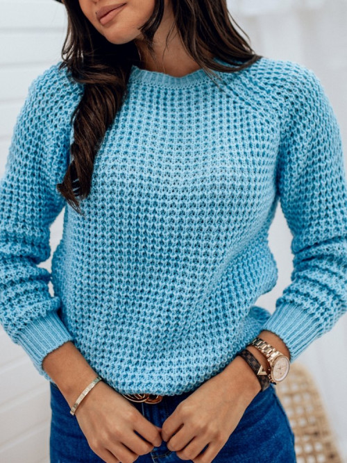 Sweter CARRINA baby blue