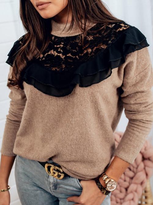 Sweterek NEKED DIVAS Koronka