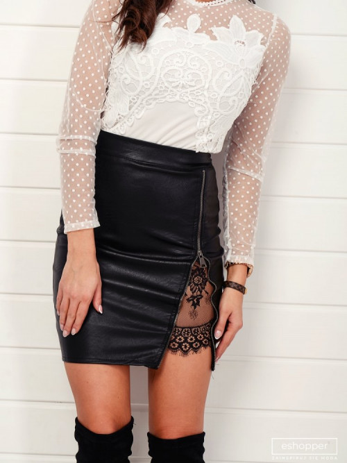 Spódnica CARLE ELEGANCE zipper