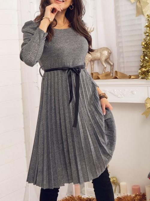 Sukienka DREAM PLISOWANA elegance