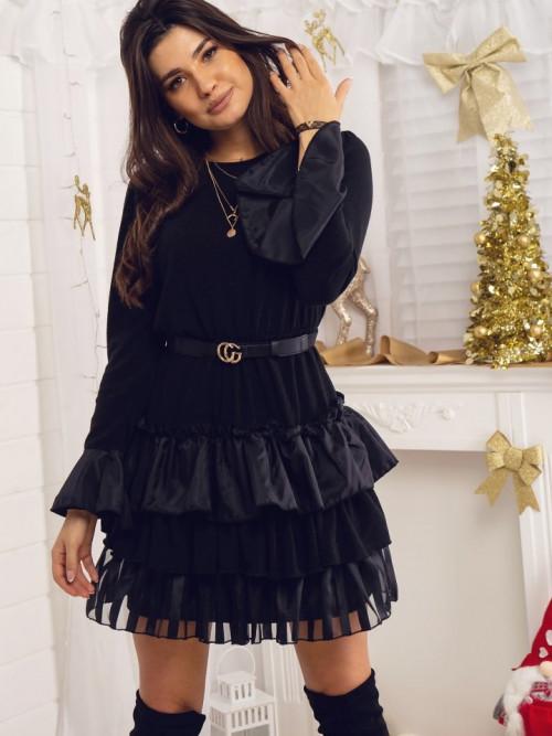 Sukienka JAMMIE black LIFESTYLE and ELEGANCE