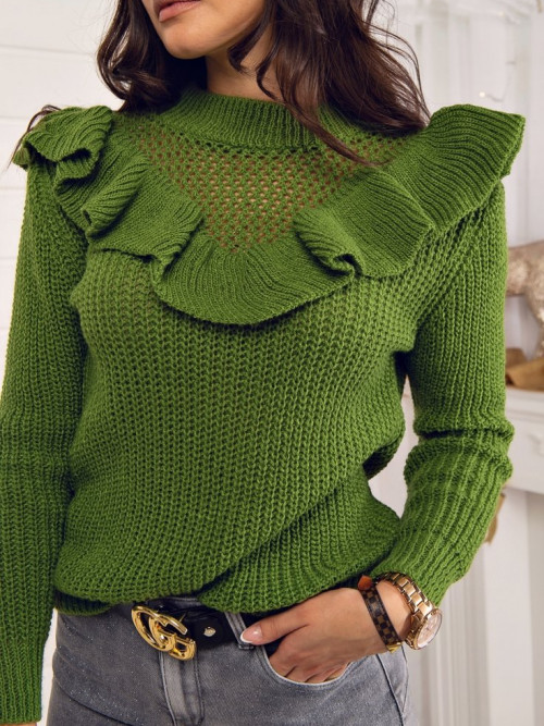 Sweter DIMMA Green