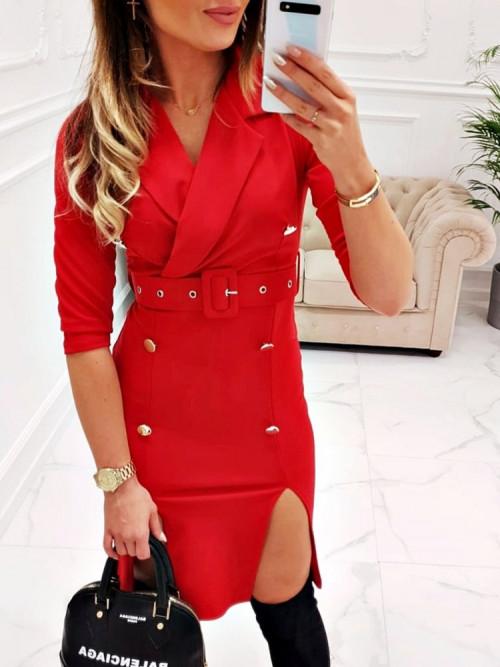 Sukienka MILANNO elegance CHILI