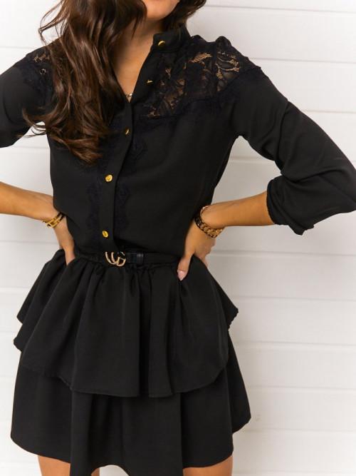Sukienka MONACO BLACK PRETTY